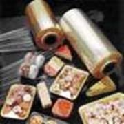 Пленки упаковочные пищевые стретч ПВХ фото
