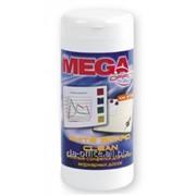 Салфетки MEGA Office White Board Clean