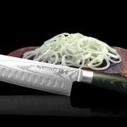 Японский кухонный нож Сантоку Matsuri