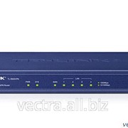 VPN-маршрутизатор TP-Link гигабитный широкополосный SafeStream (TL-R600VPN) фото