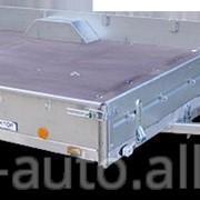 Бортовой прицеп Вектор ЛАВ-81012D фото