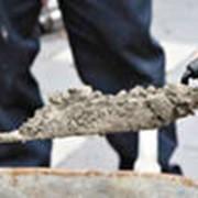 Цемент строительный фото
