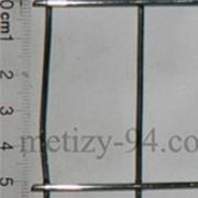 Сетка сварная оцинкованная 50,8*25,4*2,0 мм (цинка до 50 г/м2) Сетка для изготовления клеток для кроликов и нутрий фото