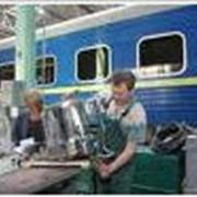 Ремонт пассажирских вагонов фото
