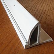 Невидимый профиль ПВХ для натяжных потолков фото