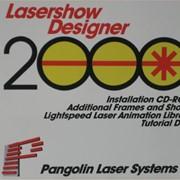 Программное и аппаратное обеспечение LD2000 Professional для лазерного шоу фото