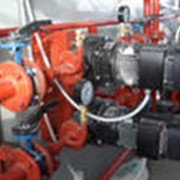 Установка и монтаж воздушного отопления фото