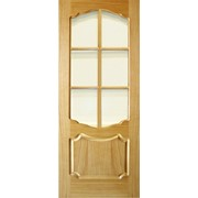 Двери филенчатые из сосны ДГР-13 (2070х1270) Сорт 0 фото