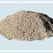 Песок строительный. фото