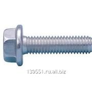 Болт DIN 933 полная резьба M6x100, А2 фото