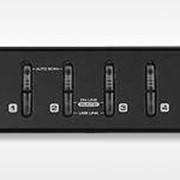 KVM-переключатель Aten CS1764A 4-х портовый USB 2.0 DVI KVMP
