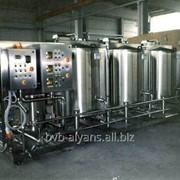 Резервуар для молочной промышленности фото