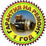 Ремонт асинхронных электродвигателей отечественных и зарубежных мощностью до 100 кВт фото