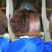 Долговременное выпрямление волос СОСО СНОСО фото