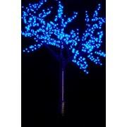 """Дерево """"Сакура"""" 1,5 м. Цвет: зеленый, красный, желтый, синий,белый,сиреневый, розовый,фиолетовый фото"""