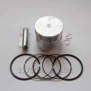 Поршень, кольца, шатуны на ЕУ-15, ЕУ-20, ЕХ-17 фото
