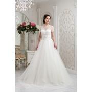 Свадебное платье артикул 16-104 фото