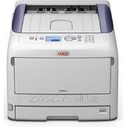 Лазерный принтер OKI C822dn фото