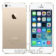 Телефон Apple iPhone 5S 16Gb Gold REF 86338 фото
