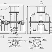 Турбокомпрессор газовый ТГ-300-1,18-В1-Н фото