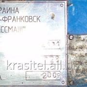 Пресс однокривошипный КГ2134 фото
