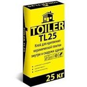 Клей для плитки Toiler TL 35 фото