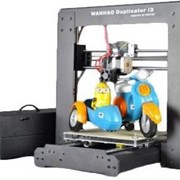 3D ПРИНТЕР WANHAO DUPLICATOR I3 фото