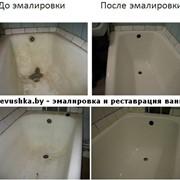 Эмалировка ванны фото