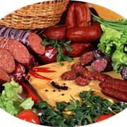 Колбасы копченые фото