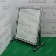Зеркало для обуви, 550Lх700Hx425Dмм, полотно 540х500мм, рама хром, ST-04 (2 эл. рама-хром) фото