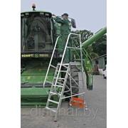 Лестница с платформой 7 ступеней Vario компакт 833020 фото