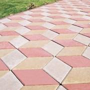 Укладка тротуарной плитки квадратный метр фото