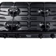 Газовая варочная панель - Hotpoint-Ariston - PF 640 E BK фото