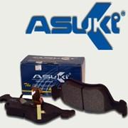 Колодки Asuki AF-2065 фото