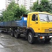 Аренда длинномера Камаз 20 тонн фото