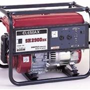Аренда Электростанция генератор 2,9 кВа ELEMAX SH 2900 DX (бензин) фото