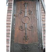 Кованые двери 1 фото
