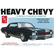 Модель Chevy Impala Heavy Chevy Orig Art 1970 фото