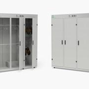 Электрический промышленный сушильный шкаф (камера) для бронежилетов и обуви Дион ПРО-Б фото