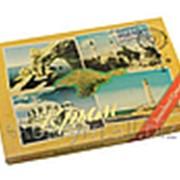 Сувенирный набор натурального мыла Западный Крым коллаж, 200 г фото