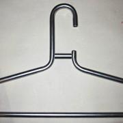 Вешалки-плечики усиленные из стального прутка Калибр фото