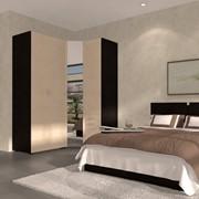 Система модульная для спальни Атланта фото