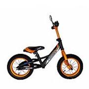Беговел Azimut CROSSER Balance Kids 12 оранжевый фото