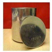 Пикнометр алюминиевый (россия) фото