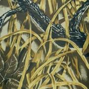 Ткань курточная Ника набивная с пленочным покрытием фото