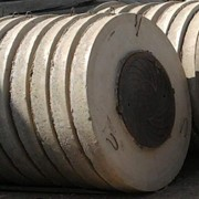 Крышки и днища для железобетонных колец фото