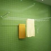 Сушилка Лиана Лифт-6 настенно-потолочн 1,6м фото