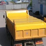 Полога для укрытия транспортируемых грузов из пвх ткани фото