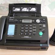 Факс Panasonic KX-FLC 418 фото