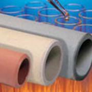 Трубы керамические кислотоупорные и термоустойчивые фото